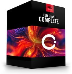 RED GIANT COMPLETE SUITE Subscription 1 Year